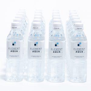 【定期購入】高機能性飲料水 エレメントアクア 500ml×24本